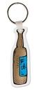 Custom Beer Bottle Key Tag