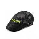 Custom Summer Mesh Veil Beret Hat, 11