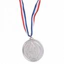Custom Silver Medal