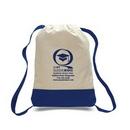Custom Canvas Sports Backpack, 14