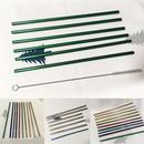 Custom 20OZ Multi Color Straight Straws, 8 1/2