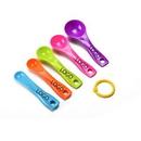 Custom Plastic Measuring Spoons