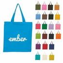 Custom Cotton Tote Bag -- Colored Bags, 15