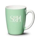 Custom Camelot Mug - 13oz Mint Green