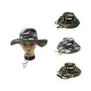 Custom Military Camouflage Fishing Boonie Hat Hunting Bucket Hats, 13