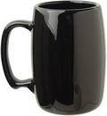 Custom 16 oz. Milwaukee Barrel Mug, Black, 4 5/8