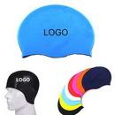 Custom Silicone Swimming Cap, 9