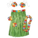 Custom Complete Adult Hula Outfit, 32