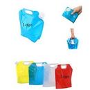 Custom 170 Oz Folding Water Bag, 11 4/5