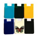 Custom Cell Phone Wallet Credit Card Holder, 2 1/4