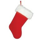 Custom Plush Christmas Stocking, 15