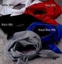 Custom Black Chef Designs Neckerchief