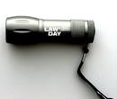 Custom 9 LED Metal Flashlight, 4