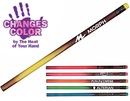 Custom Transparent Black Coating Mood Shadow Pencil