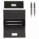 Custom Executive Gun Metal Pen And Pencil Set, 7