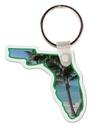 Custom Florida Key Tag