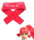 Custom Cheering Headband, 35 3/4