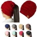 Custom Winter Knitted Women Hat, 9 1/2