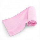 Custom Fleece Scarf - Pink, 9