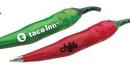 Custom Chili Pepper Pen
