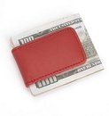 Custom Leather Magnetic Money Clip