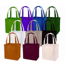 Custom Non-Woven Eco-Friendly Grocery Tote Bag with Insert (12 1/4
