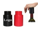 Custom Push Vacuum Wine Stoppers, 1.80