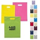 Custom Die Cut Plastic Bag, 10