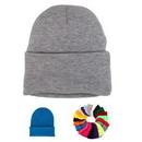 Custom Acrylic Skull Knit Beanie Hat, 7 7/8