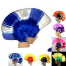 Custom Colorful Afro Crazy Wigs, 18