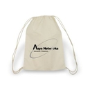 Custom Sports Pack, Drawstring Cotton Bag, 14.5