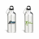 Custom Cutom Logo Water Bottle, 22 oz. Aluminum Photo Bottle, Travel Bottle, Coffee Bottle, 8.5