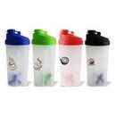 Custom Cutom Logo Water Bottle, 23.5 oz. Plastic Shaker Bottle, Travel Bottle, Coffee Bottle, 8