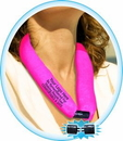 Custom NEW & IMPROVED - HIGH VIS SAFETY PINK CooLooP Water Scarf Tax & Broker Fee FREE. ANY DESIGN, 26
