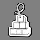 Custom Baby Blocks (5) Bag Tag