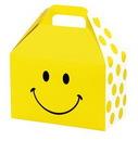 Blank Smiley Gable Box, 8 1/2