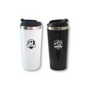 Flip-Lid Travel Cup