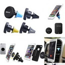 Custom Magnetic Air Vent SmartPhone Stand Holder, 1 4/5