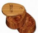 Custom Bamboo Double Salt Box