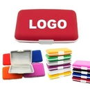 Custom Silicone Business Card Holder Wallet, 4