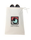 Custom Drawstring Shoe Bag, 11