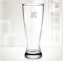 Custom Molten Glass 20 Oz. Pilsner Beer Cup, 8 1/4