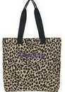 Custom Animal Print Tote Bag