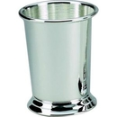 Custom Silver Plated Mint Julep Cup (7 Oz.), 3.5
