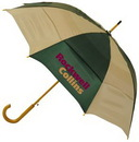 Custom Premier Vented Stick Umbrella, 35