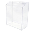 Custom Large Clear Ballot Box (6