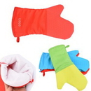 Custom Silicone Mitten Oven Mitt With Cotton, 13 7/10