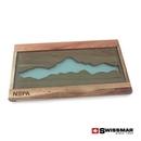 Custom Swissmar® Serving Board - Acacia & Glass
