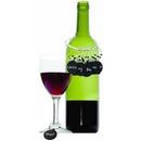Custom Chalkboard Wine Charm Set, 4