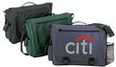 Custom Standard Briefcase w/ Cell Phone Pocket and Bottle Holder